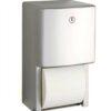 Bobrick B-4288 ConturaSeries® Multi-Roll Toilet Tissue Dispenser