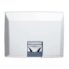 Bobrick B-750 115V Recessed AirCraft® Automatic Hand Dryer