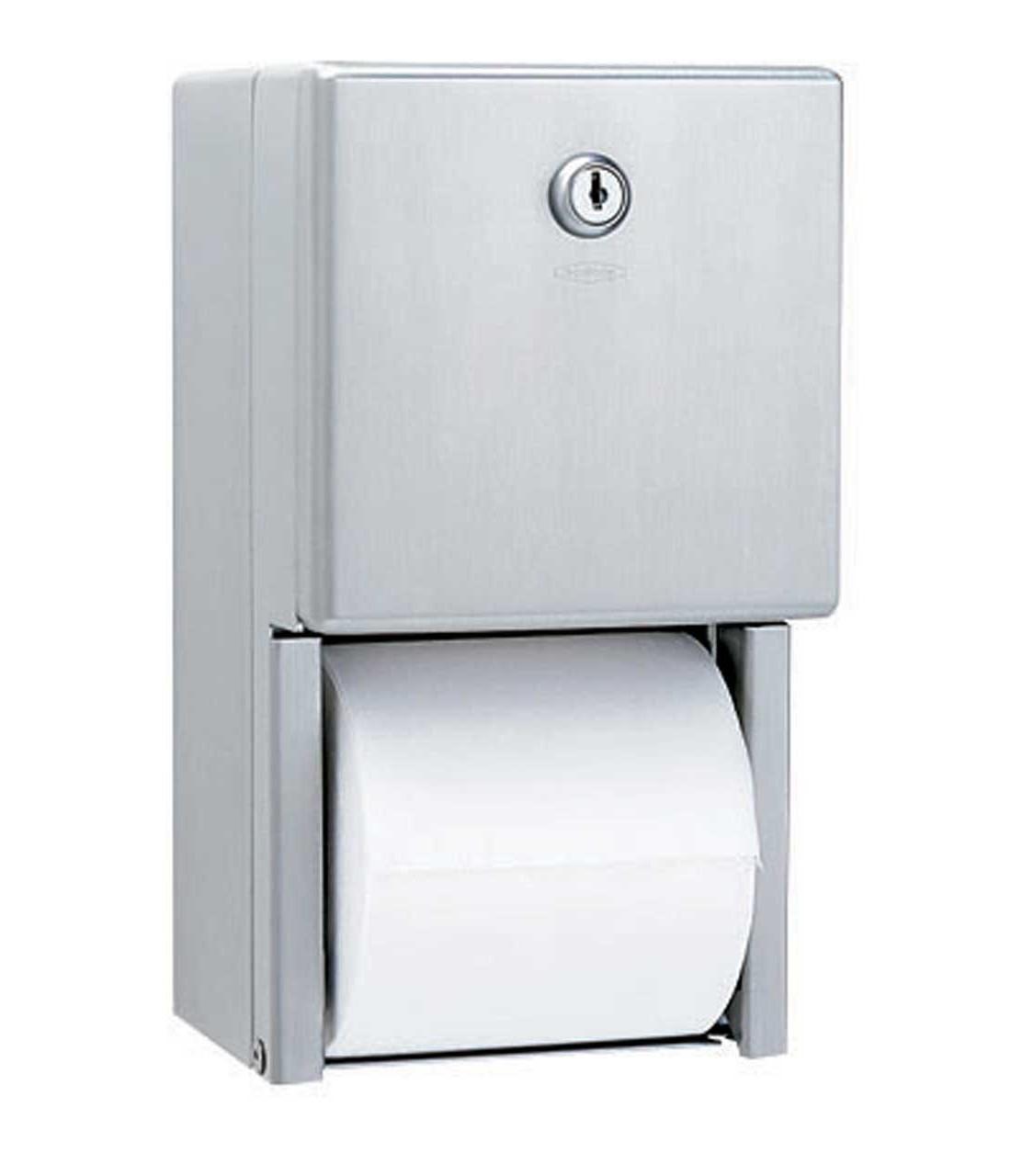 Bobrick Surface Mounted Mutli Roll Toilet Tissue