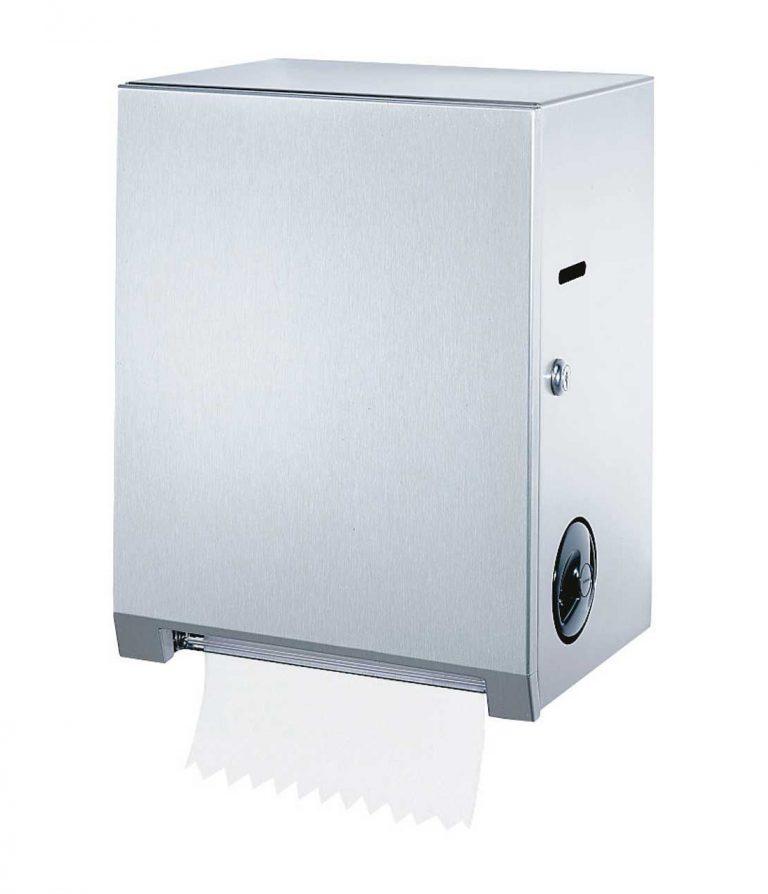 Bobrick Paper Towel Dispenser B2860 Trifold Paper Towel