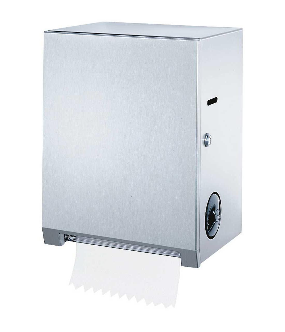 Bobrick Paper Towel Dispenser B2860 Trifold
