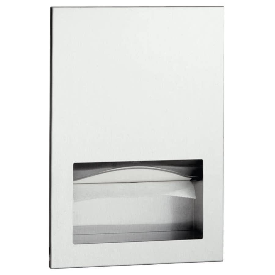 b 35903 paper towel dispenser bobrick trifold paper towel bobrick - Paper Towel Dispenser