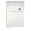 Bobrick B-35303 TrimLineSeries™ Recessed Sanitary Napkin Disposal