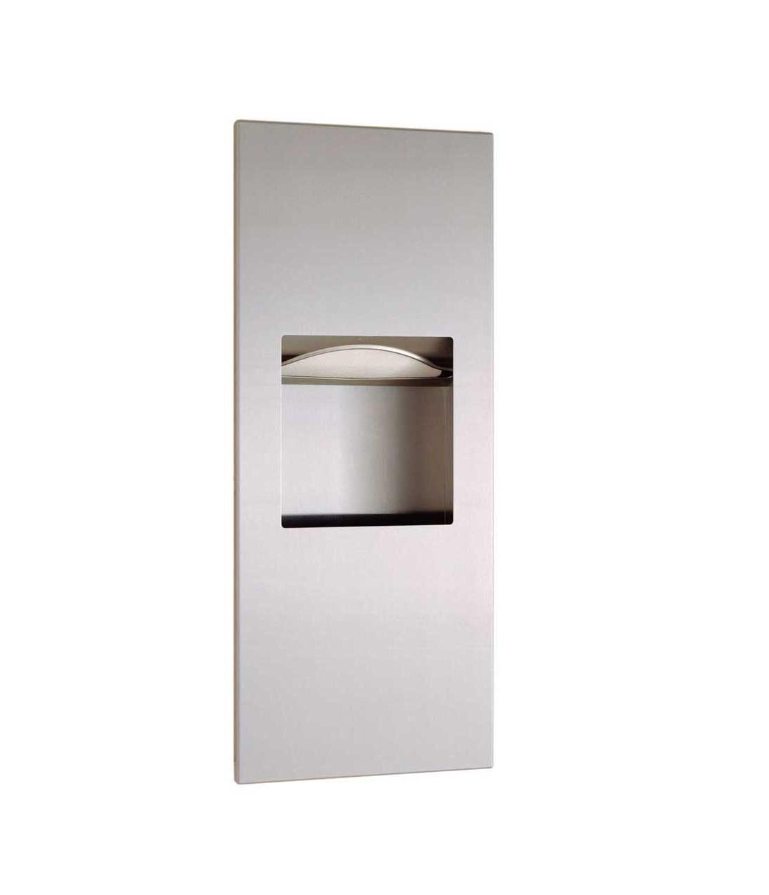 Bobrick B36903 Bobrick Paper Towel Dispenser Bobrick Stainless