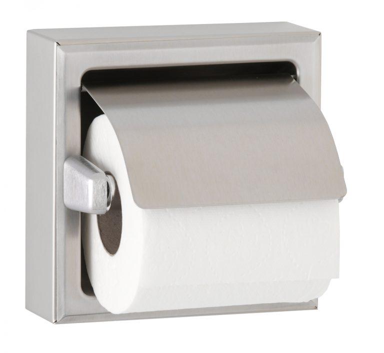 Bobrick Surface Mounted Single Roll Toilet Tissue