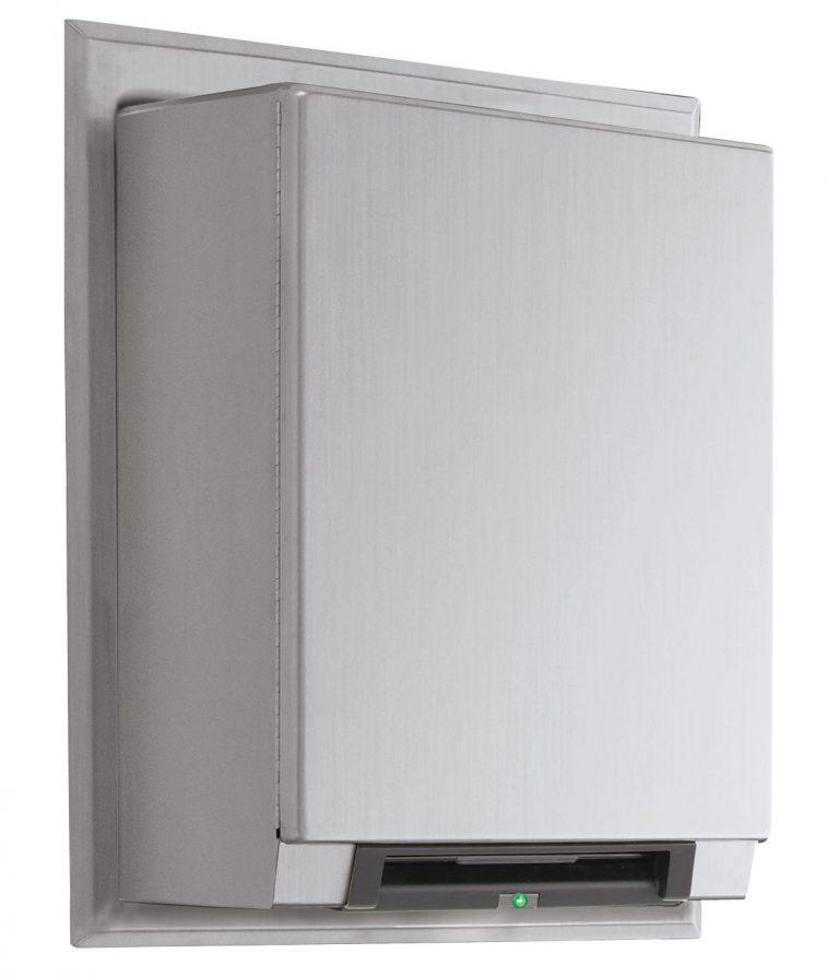 B 29744 Bobrick Paper Towel Dispenser Automatic Paper