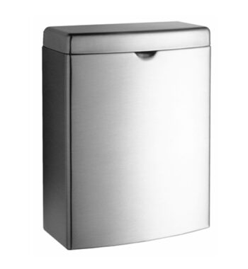Bobrick B-270 ConturaSeries® Surface-Mounted Sanitary Napkin Disposal