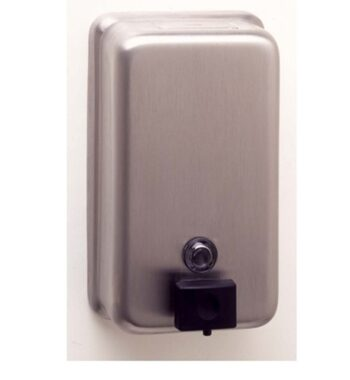 Bobrick B-2111 ClassicSeries® Surface-Mounted Soap Dispenser