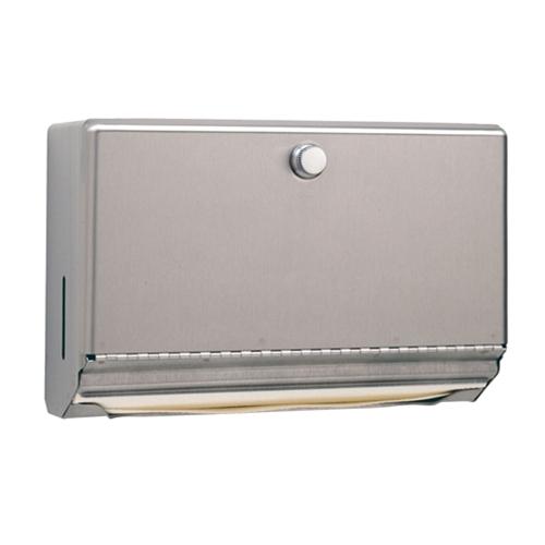 Bobrick B 2621 Clic Surface Mounted Paper Towel Dispenser