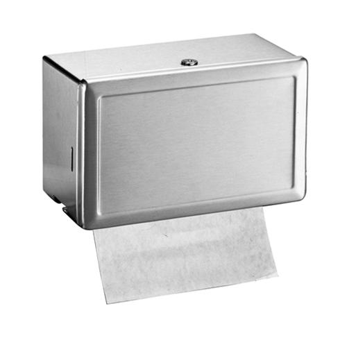 B 263 Bobrick Paper Towel Dispenser Trifold Paper Towels