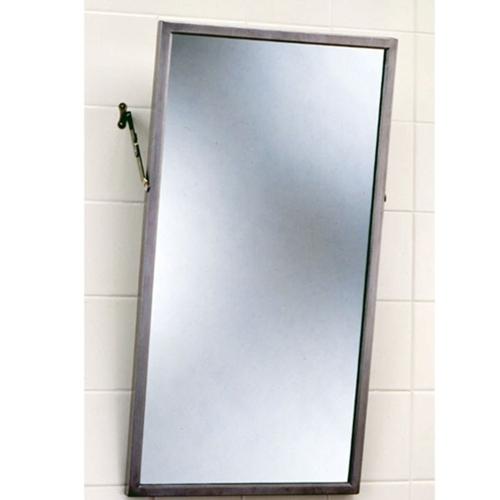 Bobrick B-294 1830 Tilt Mirror with Stainless Steel Frame