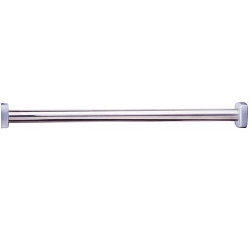 Bobrick Classic Series Heavy Duty Shower Curtain Rod
