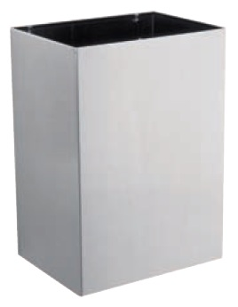 Gamco WR-3 Surface Mounted Waste Receptacle - 2 gal