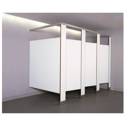 48 DesignerSeries™ Overhead Braced Partitions Bobrick Distributor Delectable Bobrick Bathroom Partitions Property