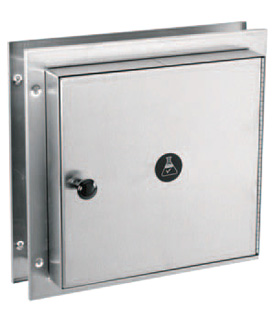 Gamco SPB-1 Specimen Pass-Thru Cabinet
