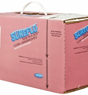 Bobrick B-81212 SureFlo® Pink Lotion Soap Cartridge