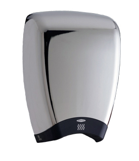 Bobrick B-7188 115V TerraDry™ ADA Surface-Mounted Hand Dryer - Chrome