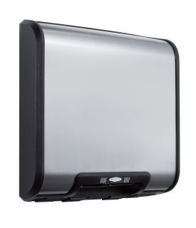 Bobrick B-7128 115V TrimDry™ ADA Surface-Mounted Hand Dryer - Stainless Steel
