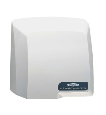 Bobrick B-710 115V Surface-Mounted Compac Automatic Hand Dryer