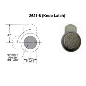 Bobrick 2621-8 Knob Latch