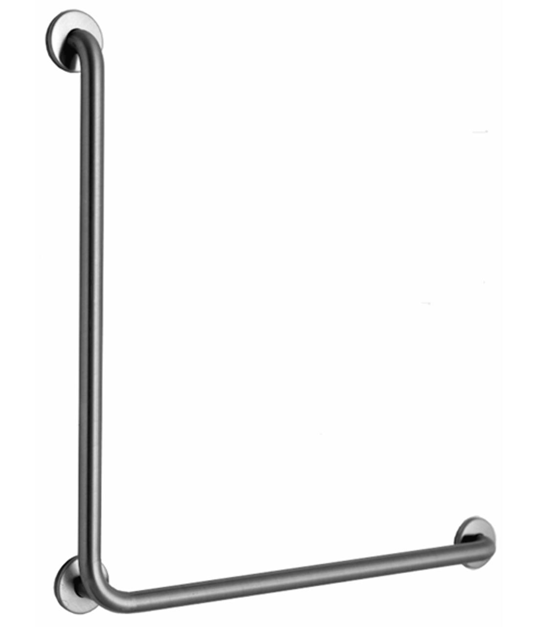 Bobrick Grab Bar | Safety Grip ADA Bathroom Grab Bar | Model B ...