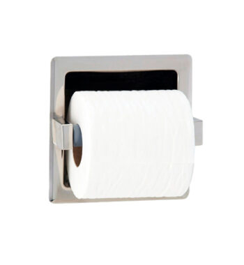 Gamco 212 Recessed Toilet Tissue Holder