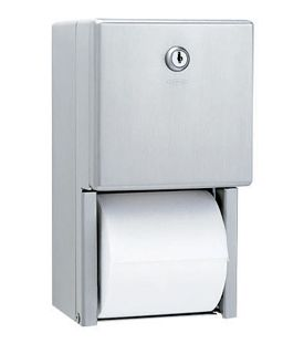Gamco TTD-5 Surface-Mounted Multi-Roll Toilet Tissue Dispenser