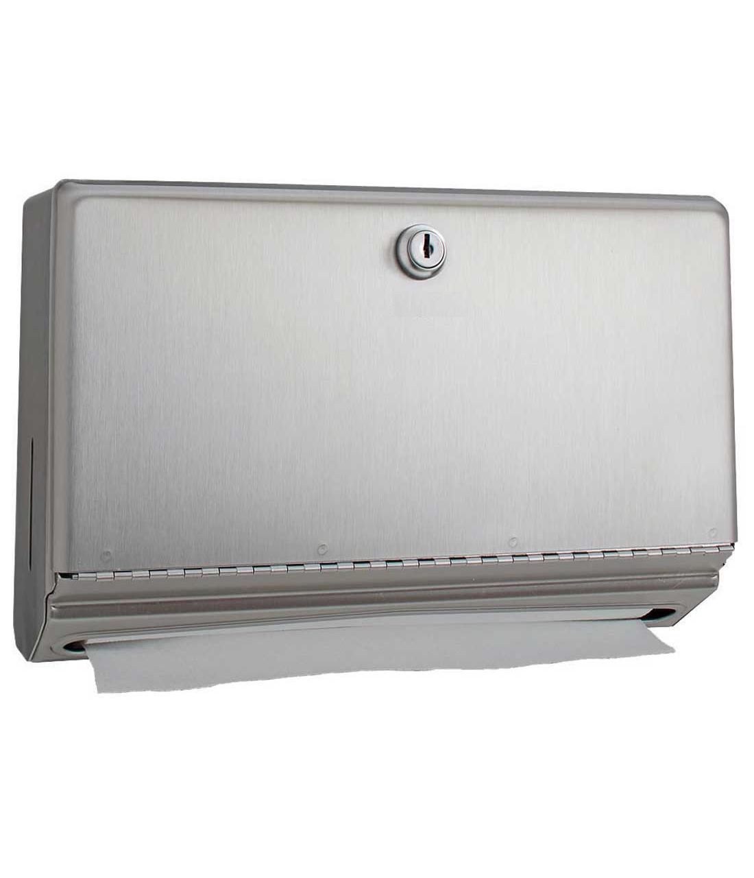 Gamco TD-2-8 Surface Mounted Paper Towel Dispenser