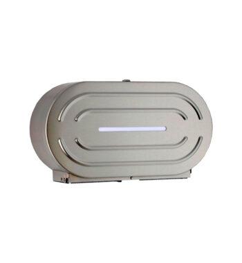 Gamco TD-11RP Surface-Mounted Push Bar Roll Towel Dispenser