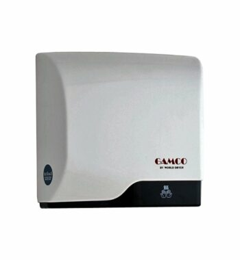 Gamco DR-5120 Surface-Mounted Hand Dryer - White Epoxy Cover