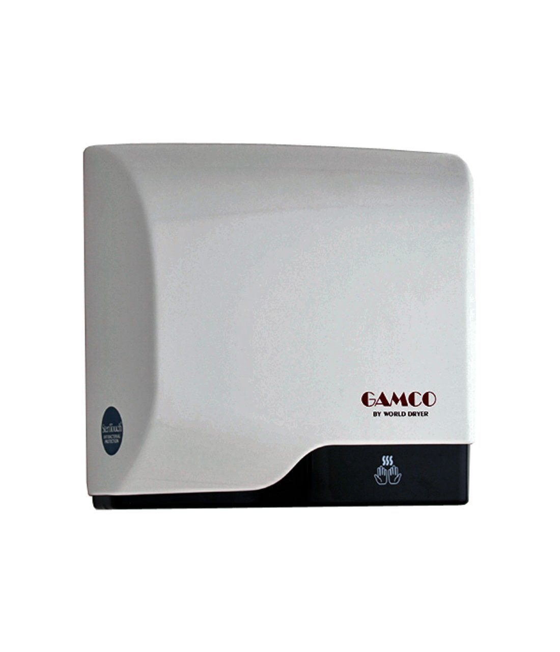 Gamco DR 5120 Surface Mounted Hand Dryer   White Epoxy Cover