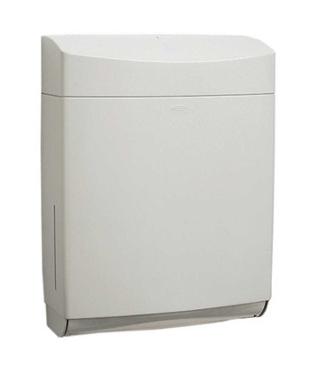 Bobrick B5262 Plastic Paper Towel Dispenser Trifold Paper